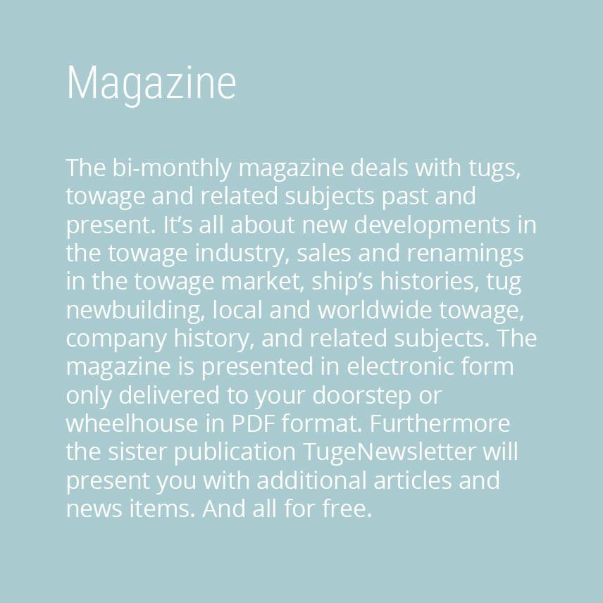 TugeZine | Studio DBLY